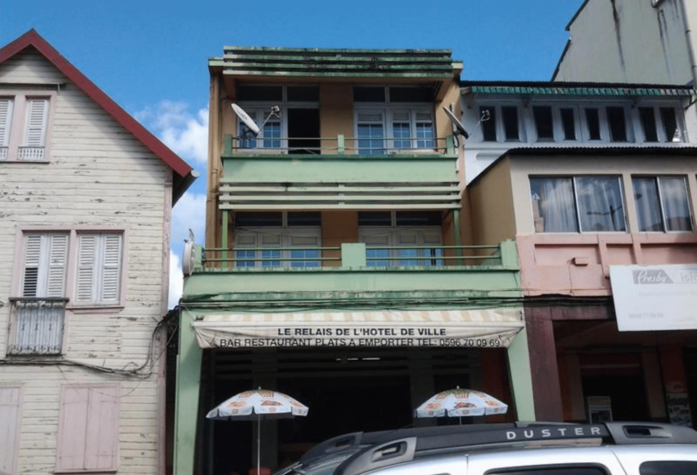 Immeuble de 236m²